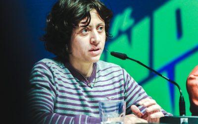 """Basma Abdel Aziz, intervista con """"la Ribelle"""""""