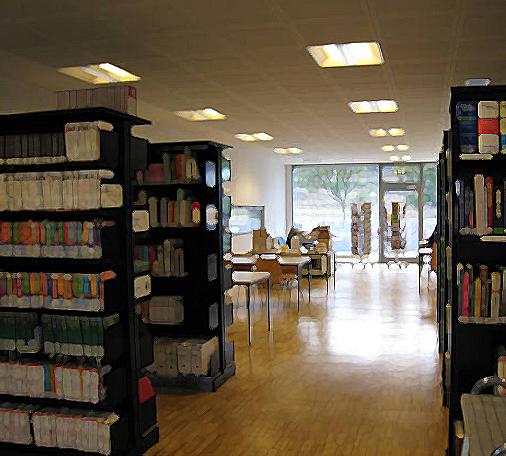 Biblioteca cantonale e del Liceo di Mendrisio