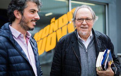 """""""Terrorismo, Diritti e Democrazia"""" – Resoconto dell'incontro con Dick Marty e intervista a Gabriele Del Grande"""
